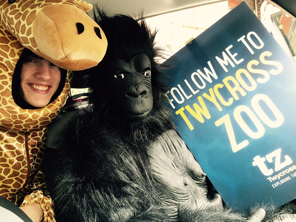 Zoocial Media Campaign shortlisted to win DEA Award - OWB Creative