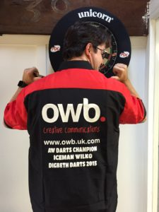 OWB Darts Competition