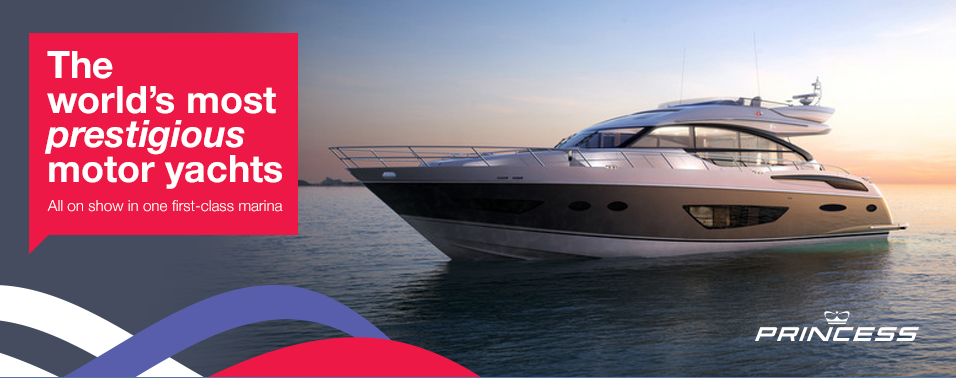 British Motor Yacht 2016