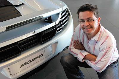 McLaren Spider. Enough Said.