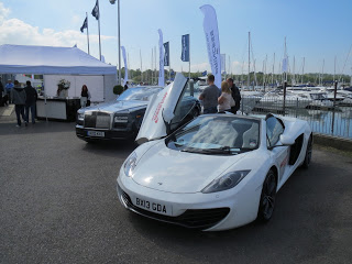 All Aboard with Princess at the British Motor Yacht Show