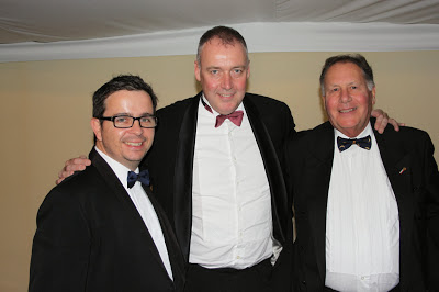 Belfry Sporting Club is a pedigree marquee in dinner-club entertainment