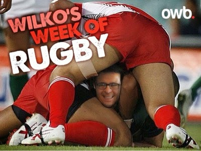 What a week of rugby coming up…