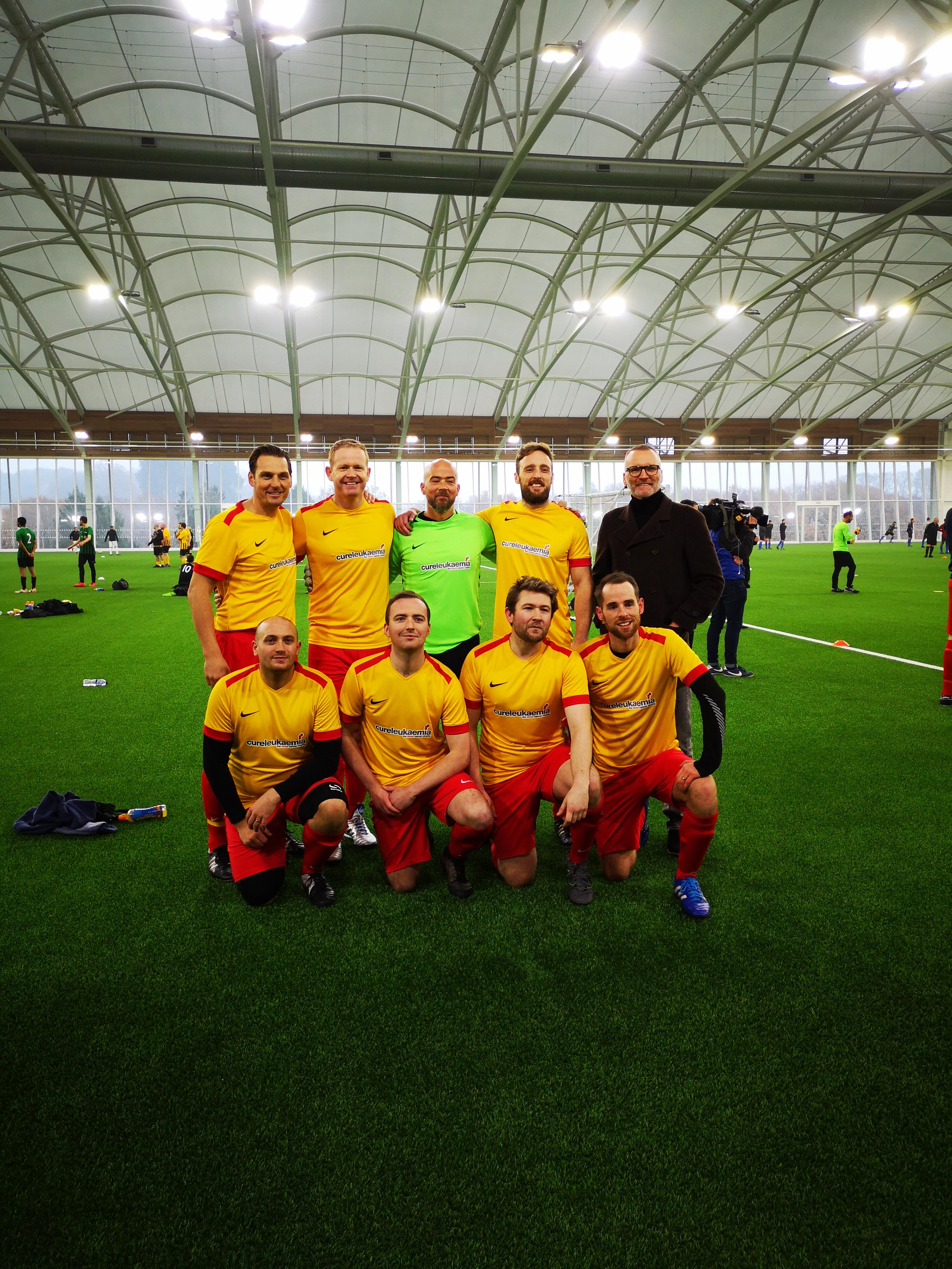 Copa del CL – The Cure Leukaemia Football Tournament