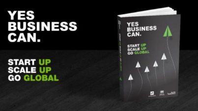 "OWB attends launch of the Lloyds Bank new book ""Yes Business Can"""